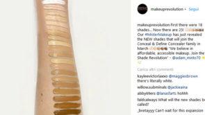I nuovi correttori di Makeup Revolution