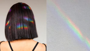 Trend alert: capelli effetto prisma
