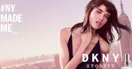 DKNY Stories, il nuovo profumo di DKNY