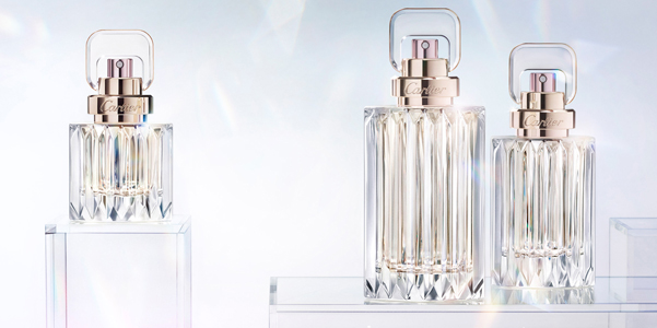 Cartier lancia il nuovo profumo Carat Le Nouveau | Vanities