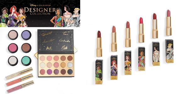Le principesse Disney firmano una collezione per Colourpop