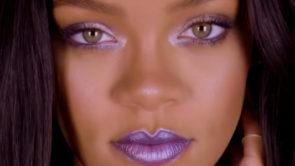 Rihanna lancia i make-up tutorial per Fenty Beauty