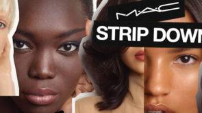 Mac lancia la nuova linea per le labbra, si chiama Strip Down