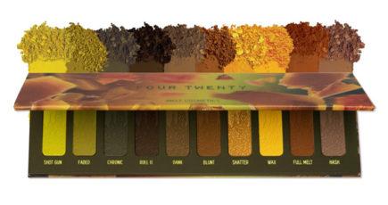 La palette Four Twenty di Melt Cosmetics
