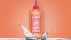 Wonder Water di Elvive, il balsamo liquido che agisce in 8 secondi